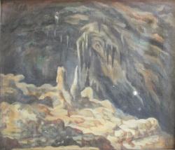 Το σπήλαιο της αγίας Σοφίας - Χανιά