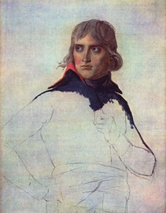 Unfinished Portrait of General Bonaparte