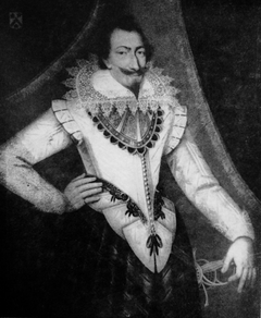 Portrait of Nicolas de Droullin