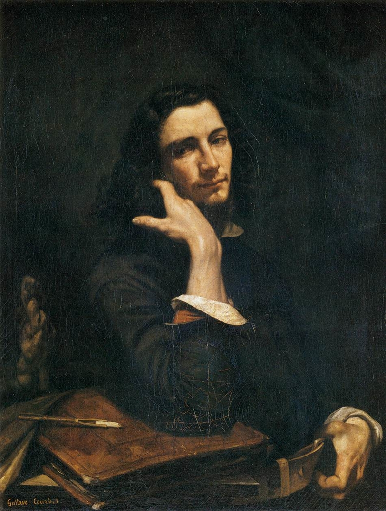 Self-Portrait (Man with Leather Belt)