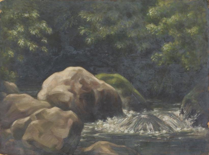 Untitled (Patea River, Taranaki)