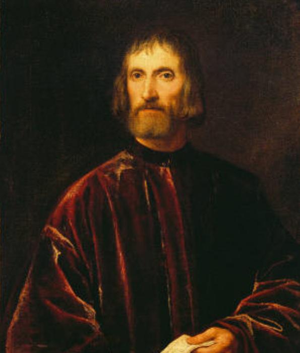 Ritratto di andrea de Franceschi