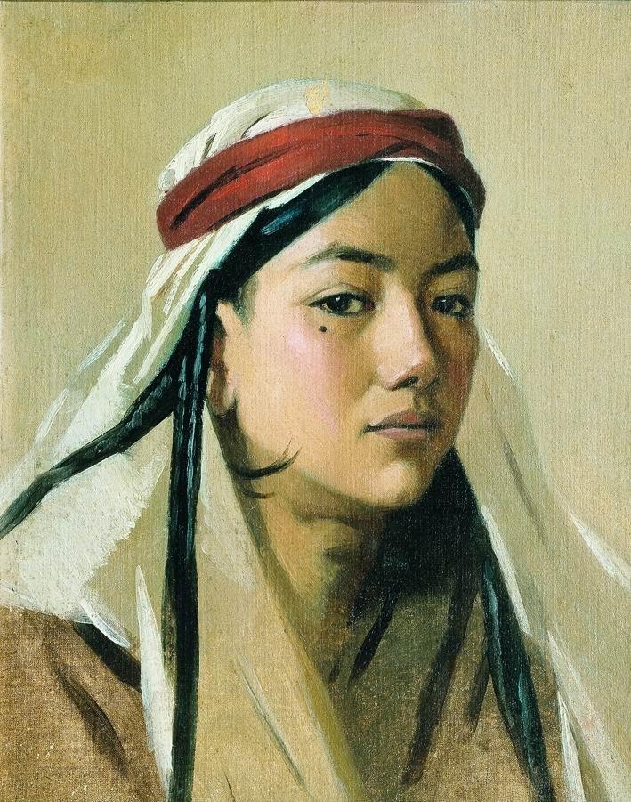 Portrait of Bachi