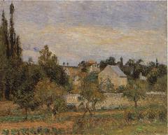 Verger à l'Hermitage, Pontoise