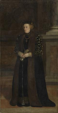 Veronika Vöhlin, geb. von Freyberg zum Eisenberg, Hallenwang und Neidlingen (1523-1582)