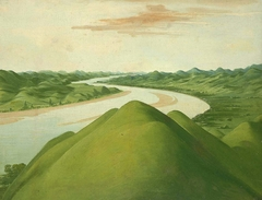 """View in the """"Cross Timbers,"""" Texas"""