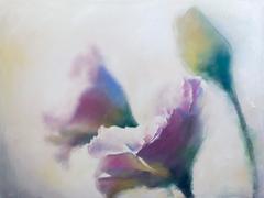 «Λουλούδια», 60x 80 cm oil, on canvas.