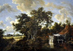 A Water-Mill