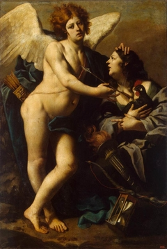 Allegory of the Love and the Jealousy (?)