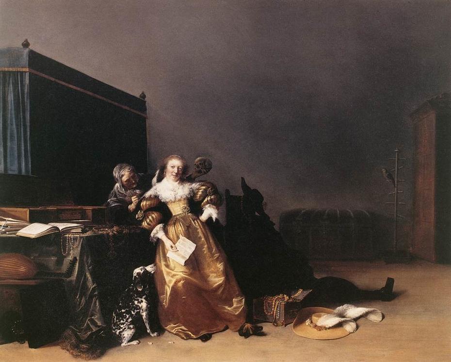 Allegory of Vanity