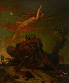 Ariel and Caliban