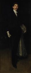 Arrangement in Black and Gold: Comte Robert de Montesquiou-Fezensac