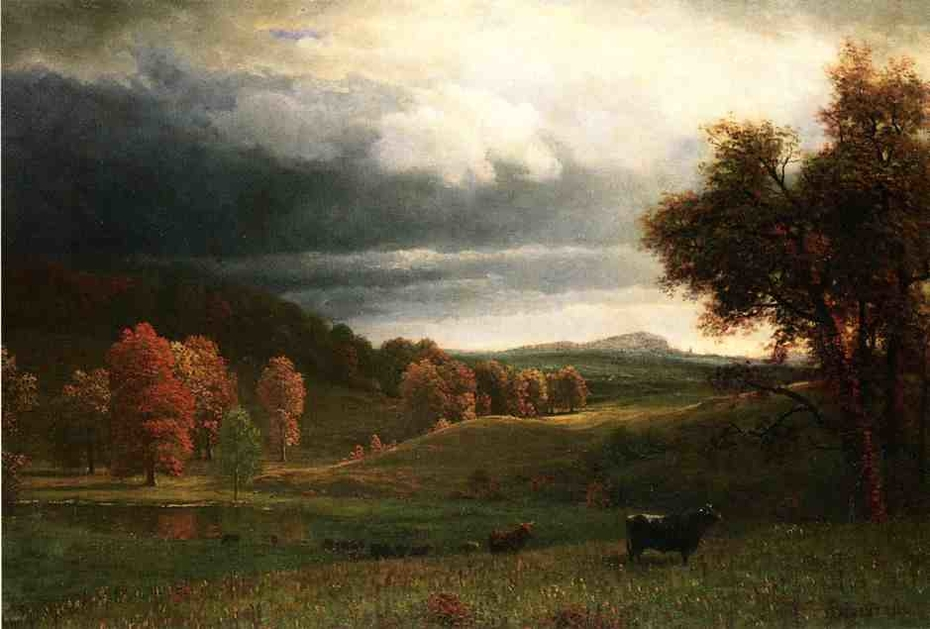 Autumn Landscape, The Catskills