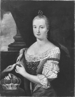 Bildnis der Kurfürstin Elisabeth Auguste von Pfalz-Bayern (Kopie nach)