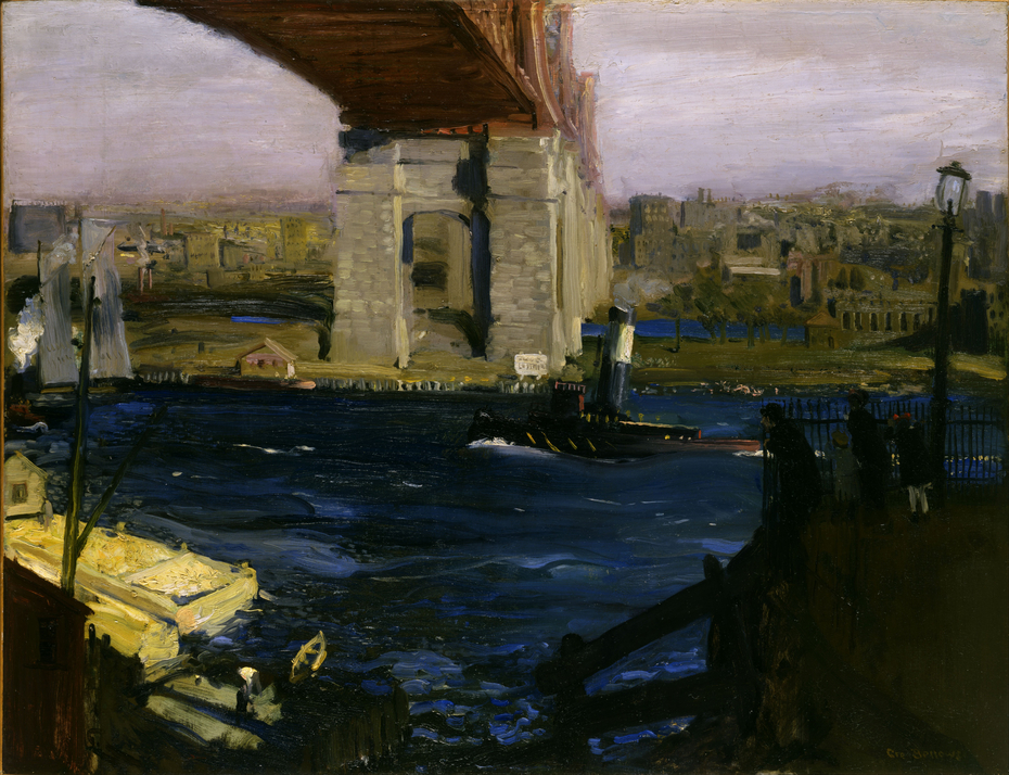 Bridge, Blackwell's Island