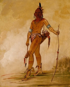 Cáh-he-ga-shín-ga, Little Chief