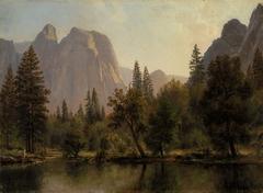 Cathedral Rocks, Yosemite Valley