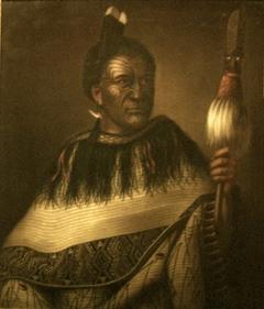 Chief Ngairo Rakaihikuroa in Wairarapa, New Zealand