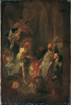 Christ Appears to St. Thomas