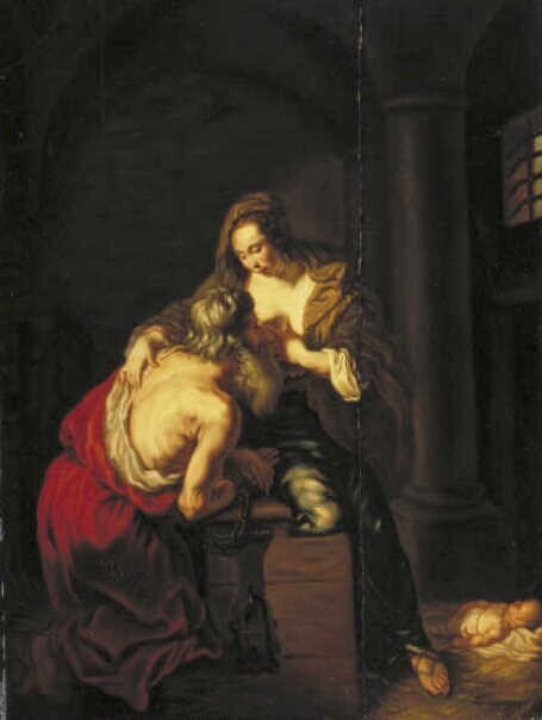 Cimon and Pera (Caritas Romana)