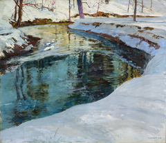 Close of a Winter Day