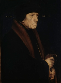 Copy of Holbein's painting John Chambers