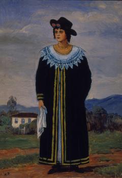 Dama Paulista, 1808
