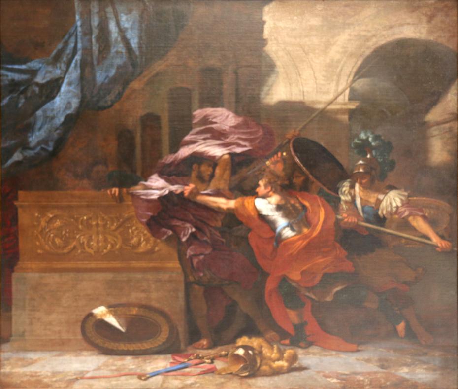 Death of Pyrrhus