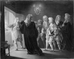 Den pantsatte Bondedreng, II akt, 8. scene