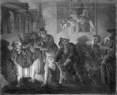 Den Vægelsindede, II akt, 16. scene
