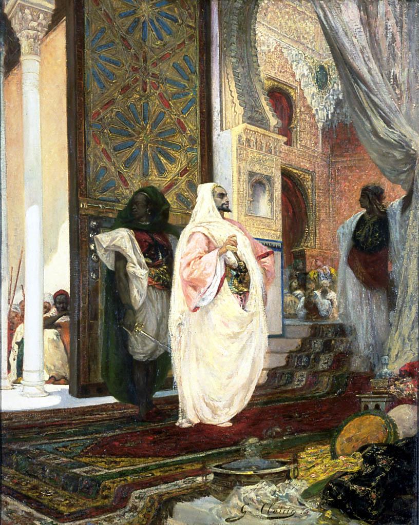 Entering the Harem