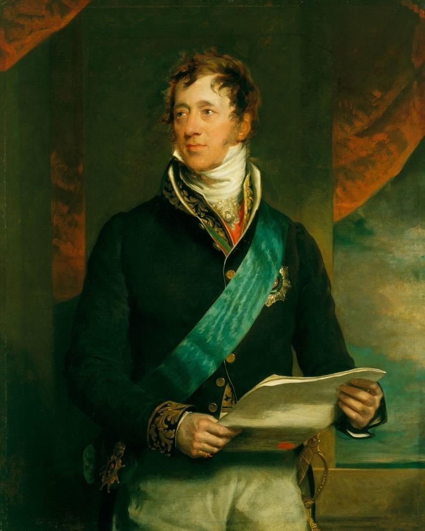 Ernest Frederick, Count Münster (1766-1839)