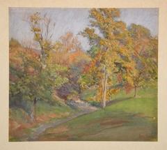 Fall Landscape, Brookville