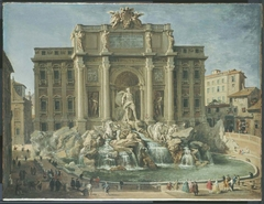 Fountain of Trevi, Rome