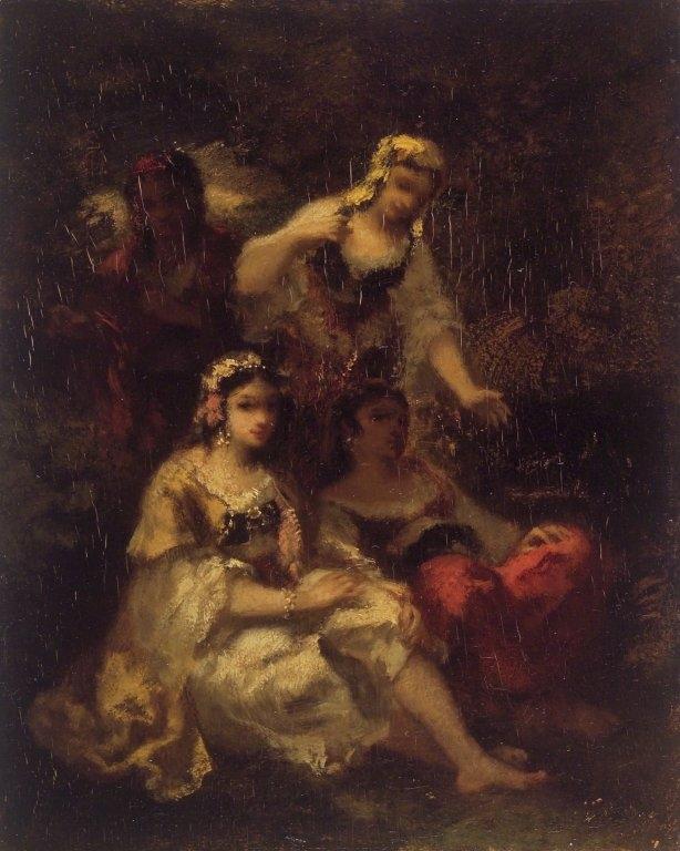 Four Spanish Maidens