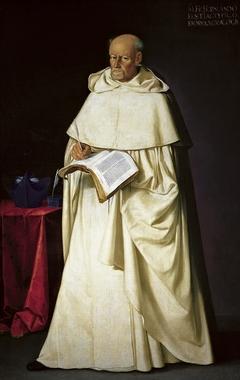 Friar Hernando de Santiago