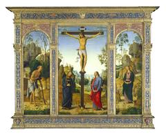 Galitzin triptych