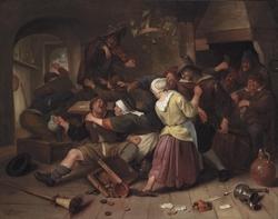 Gamblers' Quarrel