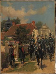 Gendarmes d'Ordonnance