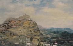 Italian Hill Town