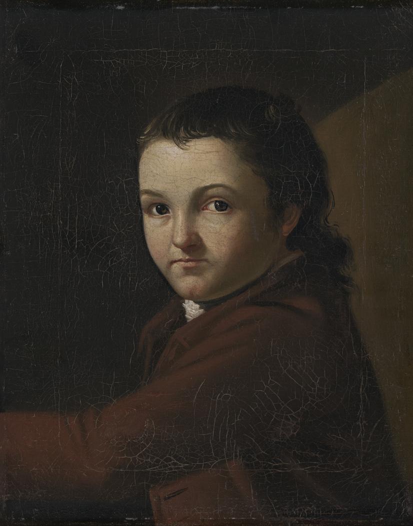 Jabez Huntington, Jr. (Nephew of the artist) (1767-1848), B.A.1784