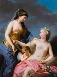 Juno Borrowing the Belt of Venus