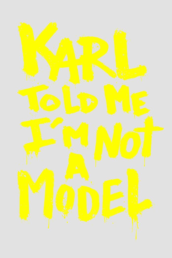 Karl told me (Summer version)