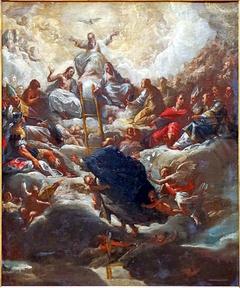 L'apothéose de saint Thomas d'Aquin