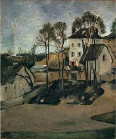 La maison du docteur Gachet à Auvers-sur-Oise