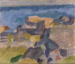 Landscape from Christiansø