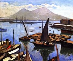 Le Port de Naples