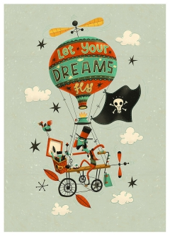 Let Your Dreams Fly