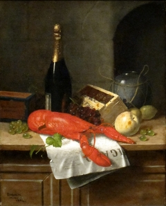LOBSTER AND LE FIGARO