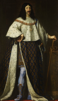 Louis XIII, King of France (1601-43)